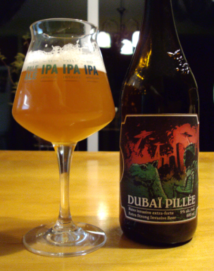 Dubbai Pillé Double IPA