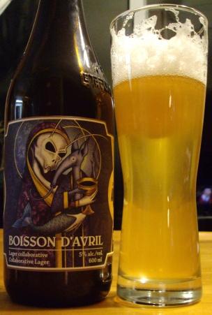 Boisson D'Avril - Le Trou Du Diable