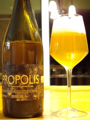 Propolis - Brasserie Dunham