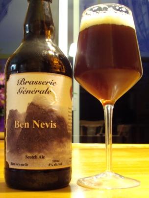 Ben Nevis - Brasserie Generale