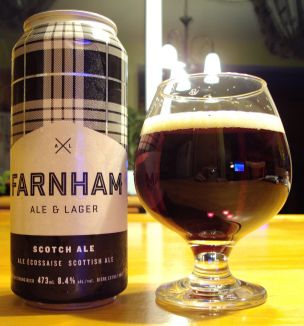 Scotch Ale | Farnham Ale & Lager