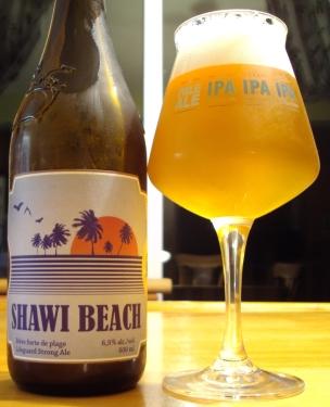 Shawi Beach - Trou Du Diable craftbeerquebec.ca