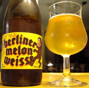 Berliner Melon Weisse - Brasserie Dunham image1 craftbeerquebec.ca