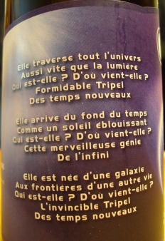 Galax Tripel - Bieropholie img4 craftbeerquebec.ca