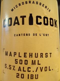 Maplehurst - Microbrasserie Coaticook