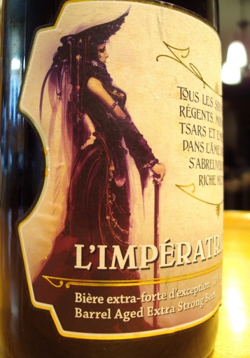 L'Impératrice Brassin Spécial - Trou Du Diable img1 craftbeerquebec.ca