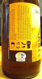 Farmhouse Pale Ale (2016) - Brasseurs Du Monde craftbeerquebec.ca 3