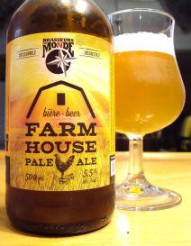 Farmhouse Pale Ale (2016) - Brasseurs Du Monde craftbeerquebec.ca