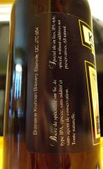 Transylvanian Pale Ale (TPA) - Microbrasserie Khrunen craftbeerquebec.ca (2)
