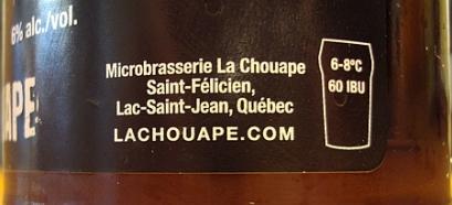 White IPA - Microbrasserie La Chouape craftbeerquebec.ca (5)