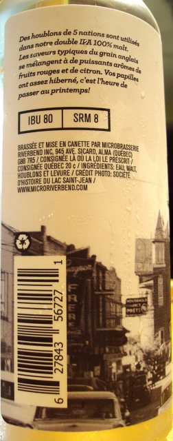 Double IPA - Microbrasserie Riverbend craftbeerquebec.ca (4)