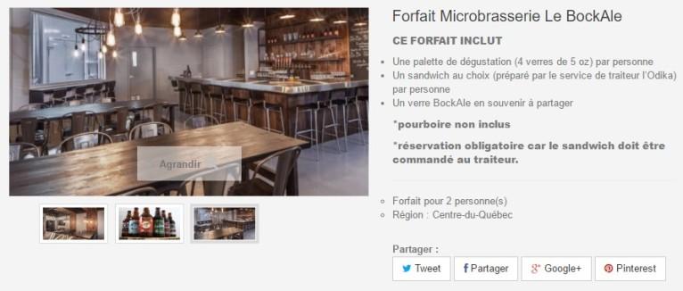 Visitez La Brasserie