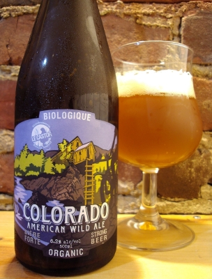 Colorado American Wild Ale - Microbrasserie Le Castor