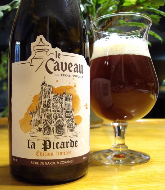 La Picarde Le Caveau craftbeerquebec.ca